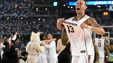 Shabazz Napier z Connecticut Huskies został wybrany MVP finału NCAA