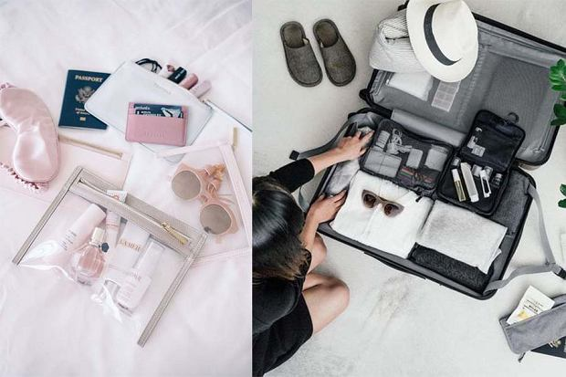 Zobacz kosmetyczki i organizery, które ułatwią pakowanie