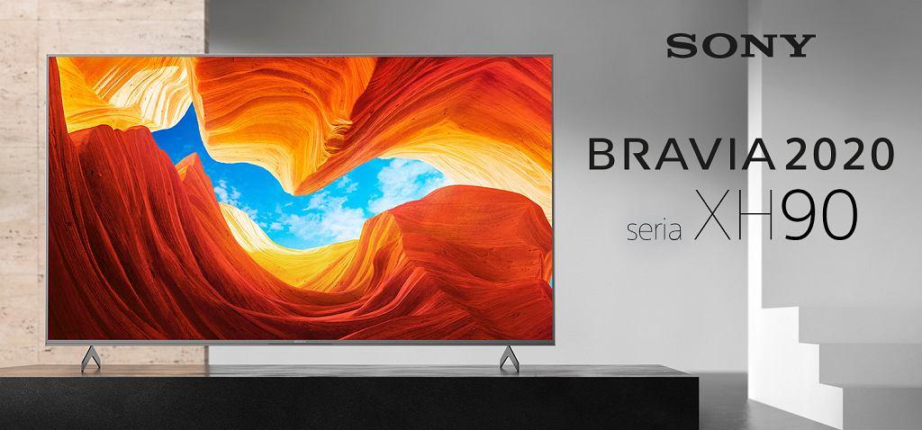 Sony Bravia KD-65XH9096