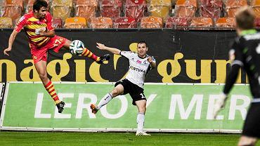 Jagiellonia - Legia 0:3. W środku Tomasz Brzyski