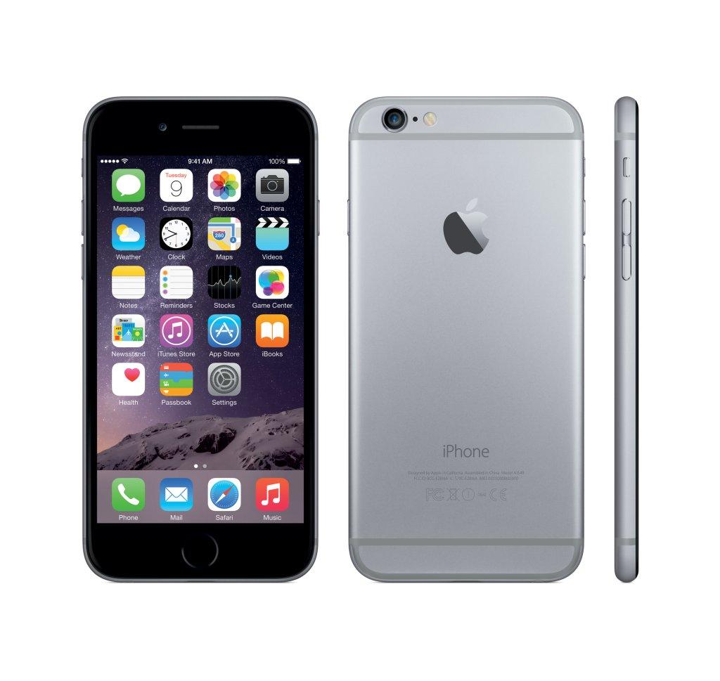 Apple iPhone 6 i Apple iPhone 6 Plus
