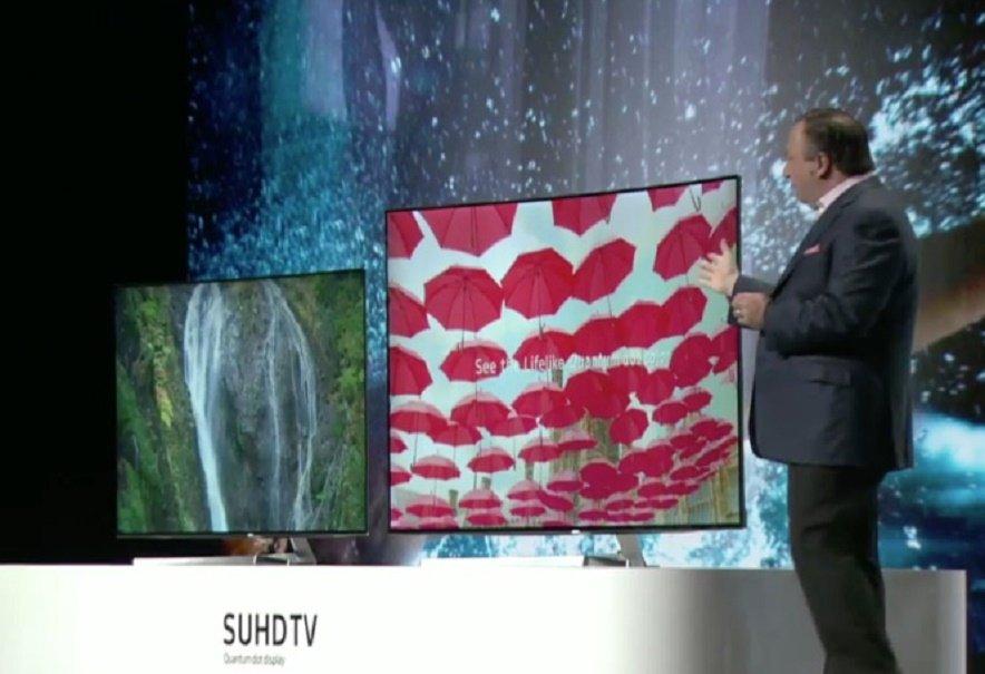 CES 2016. Samsung prezentuje nowy tablet, telewizory i rodzinną lodówkę