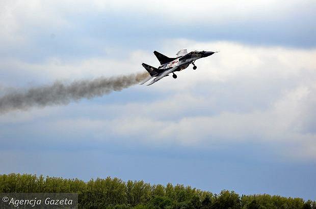 Katastrofa samolotu Mig-29 pod Pasłękiem