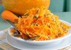 Surówka z marchewki z pestkami dyni - Zdjęcia