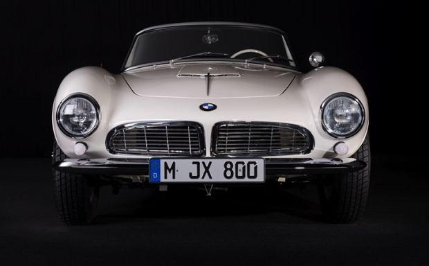 BMW 507 Elvisa Presleya odrestaurowane
