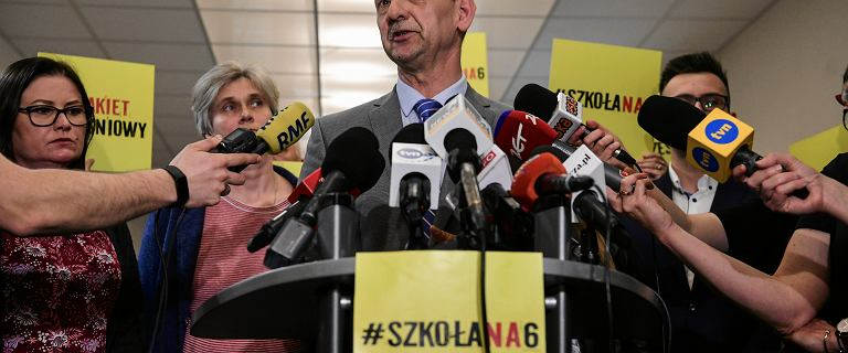 Będzie powrót strajku nauczycieli? Sławomir Broniarz: Przesądzi referendum