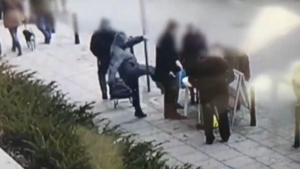 Atak na wolontariusza zbierającego podpisy poparcia dla Andrzeja Dudy.
