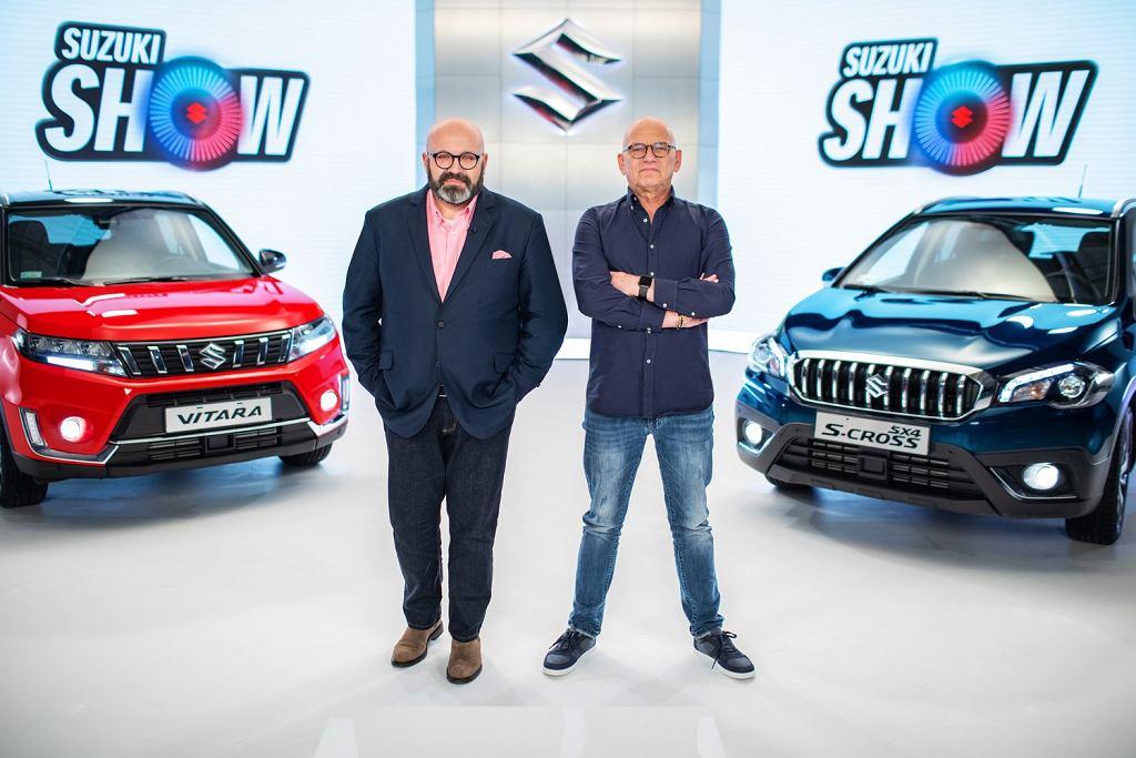 Rafał Jemielita i Jarosław Maznas rozpoczynają współpracę z Suzuki Motor Poland