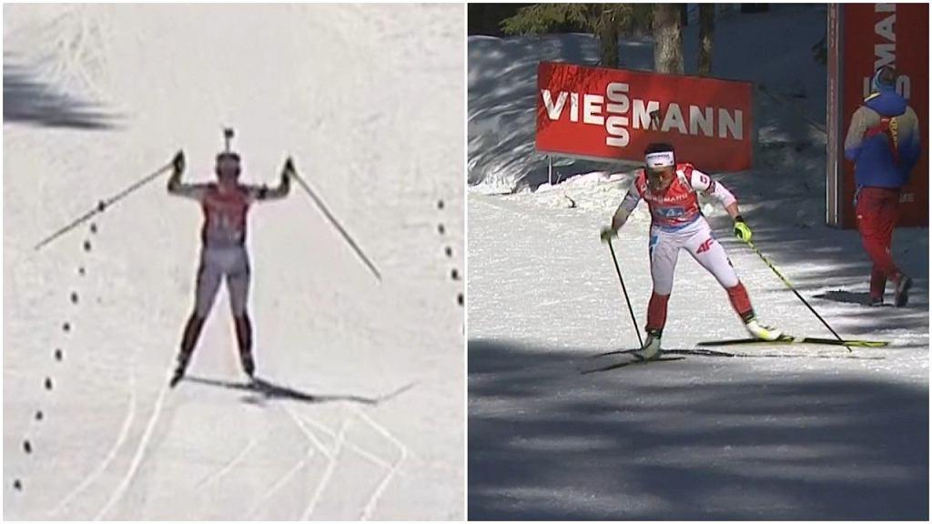 Polska sztafeta biathlonistek szósta na mistrzostwach świata w Pokljuce