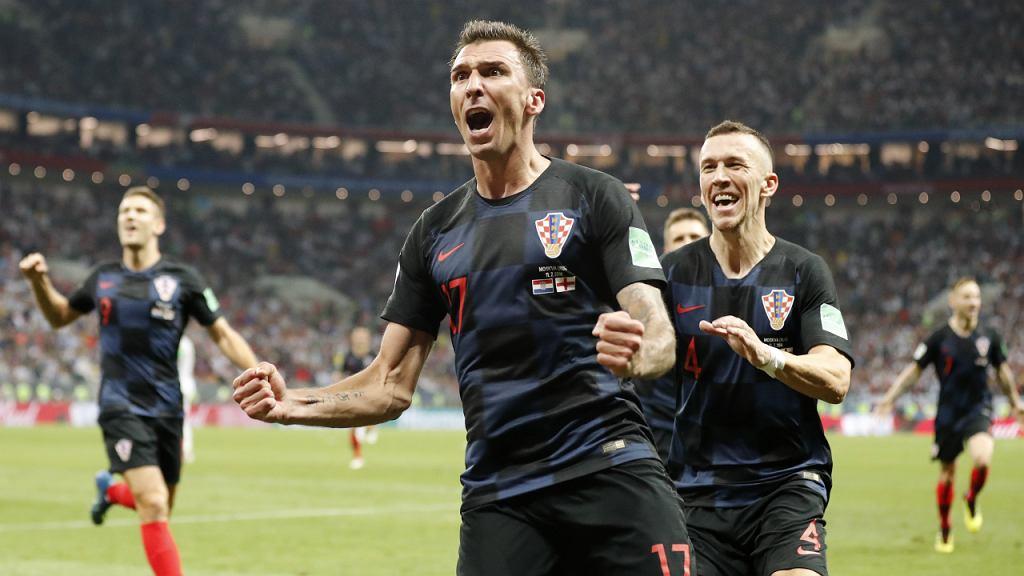 Francja Chorwacja finał mundialu