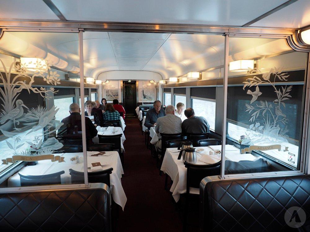 Wagon restauracyjny / fot. Patryk Świątek, Paragon w Podróży