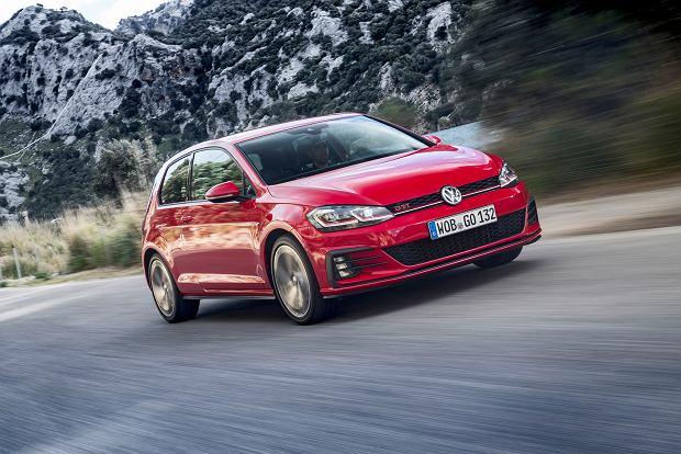 <b>VOLKSWAGEN GOLF GTI PERFORMANCE</b> Fot. VW