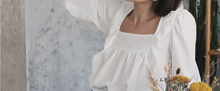 Przegląd modnych bluzek na wiosnę - ażurowa, koronkowa, a może hiszpanka?