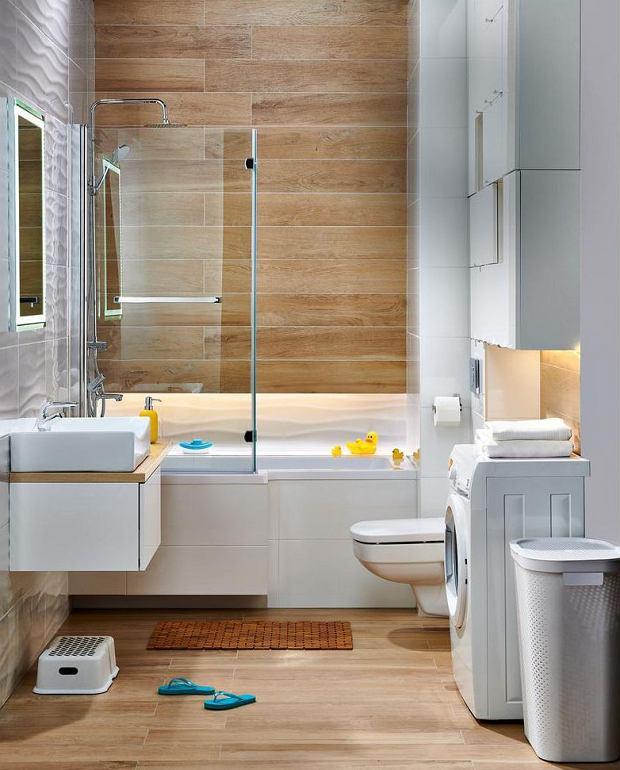Szafki łazienkowe Do Niewielkich Pomieszczeń