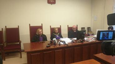 Ogłoszenie prawomocnego wyroku w sprawie Mariusza D.