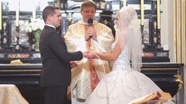 To była wyjątkowo nietypowa przysięga małżeńska