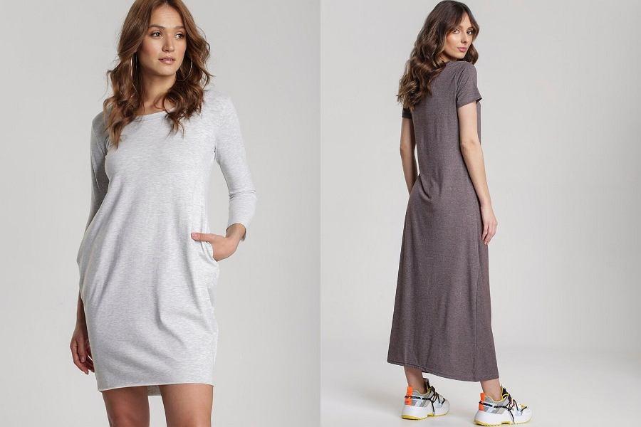 sukienki dresowe na lato