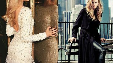 Znane top modelki w jesiennych kampaniach znanych sieciówek