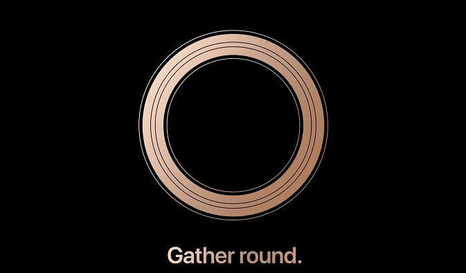 Zaproszenie na konferencję Apple