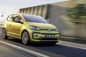 Volkswagen up! GTI   Ostry maluch