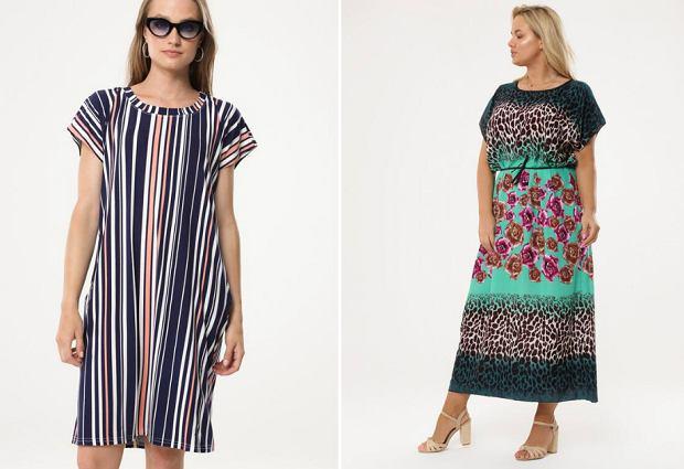 Sukienki na dojrzałych kobiet