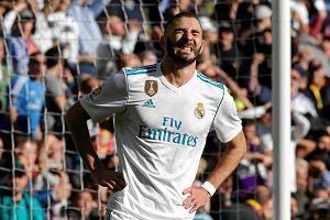 Karim Benzema będzie pauzował 3 tygodnie