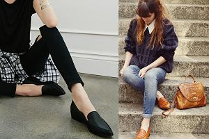 Mokasyny - buty idealne na wiosnę