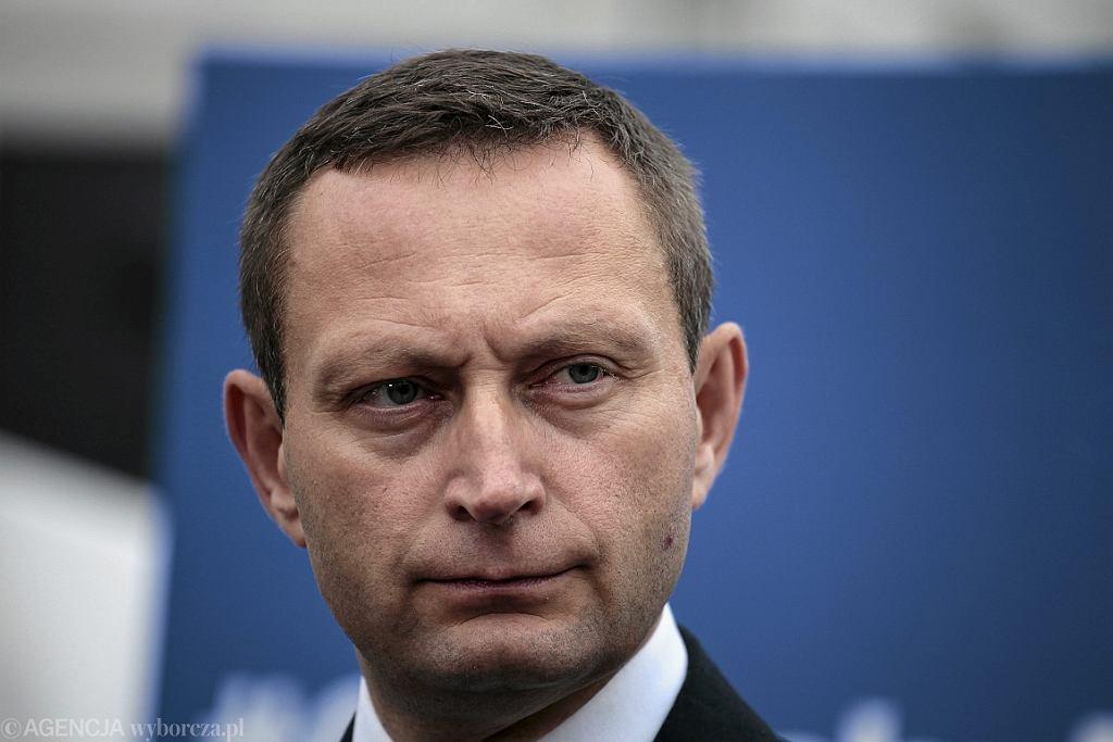 Paweł Rabiej (fot. Dawid Zuchowicz/AG)
