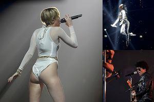 Bruno Mars, Miley Cyrus, Katy Perry