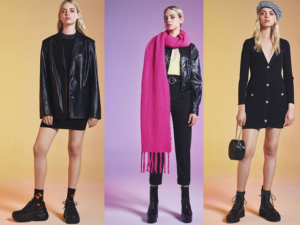 Nowa kolekcja to inspiracje modą lat 90. oraz nawiązania do paryskiego szyku