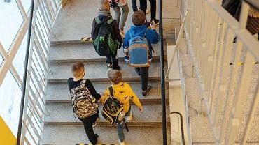 Dzieci z klas 1-3 wróciły w województwie śląskim do szkół
