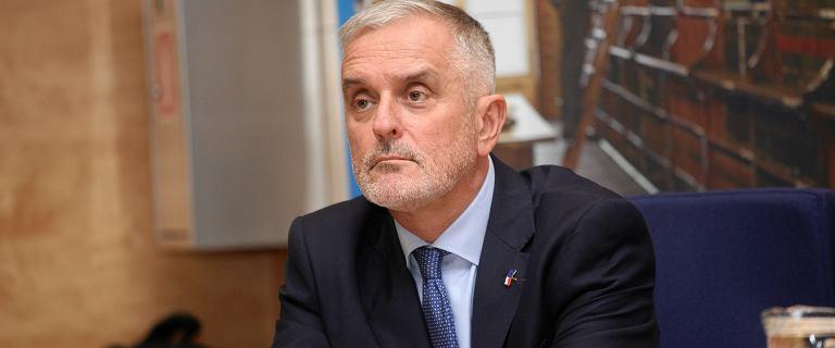 """Prezydent Wałbrzycha zwolniony z pracy w szpitalu. """"Rażące naruszenie"""""""