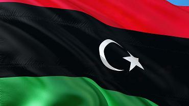 Atak rakietowy na lotnisko w Trypolisie
