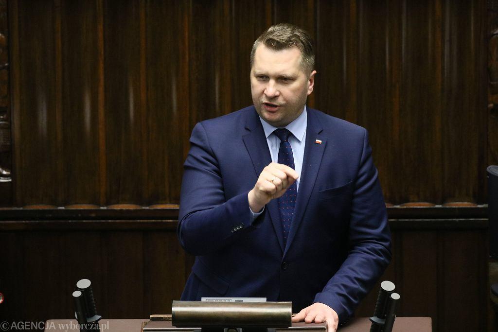 Przemysław Czarnek - poseł PiS, członek sztabu wyborczego Andrzeja Dudy