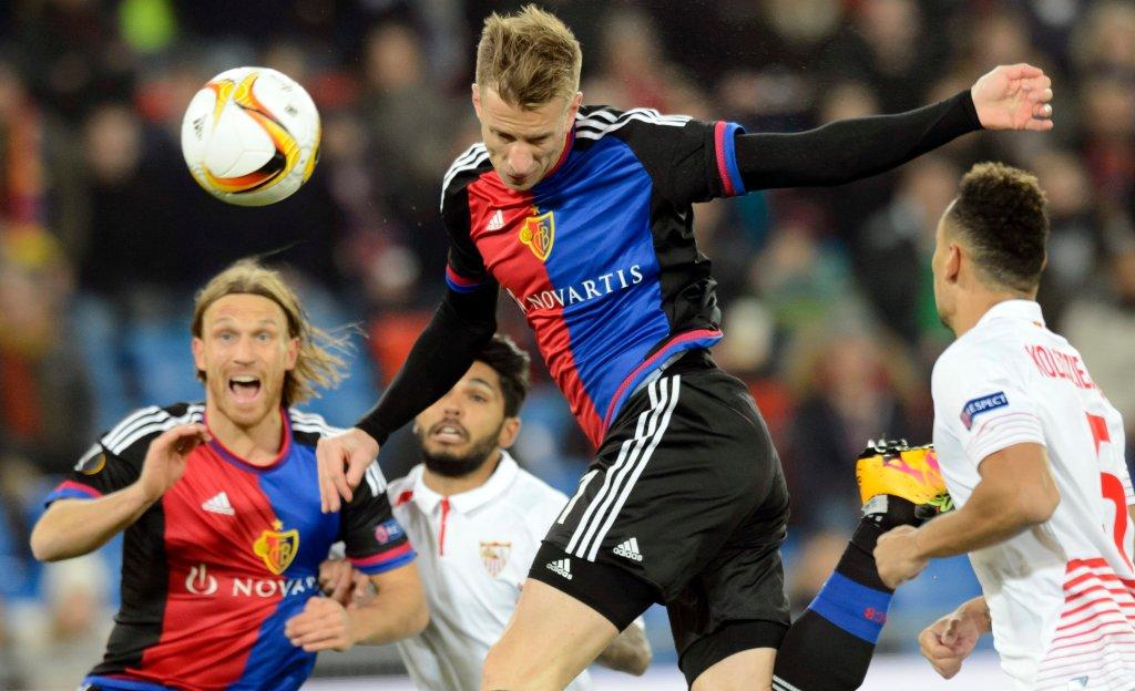 Mecz FC Basel - Sevilla