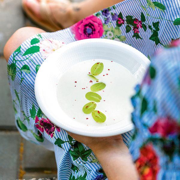 Chłodnik ajo blanco