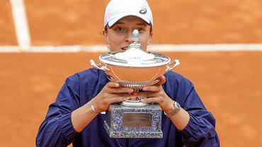 Iga Świątek została zapytana o French Open.