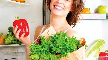 Zdrowa dieta jest podstawą.