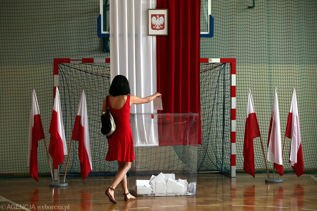 28.06.2020 . Zręczyce pod Gdowem . Wybory prezydenckie .
