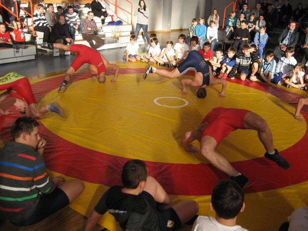 Centrum Sportowe Akademos. Impreza z cyklu