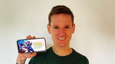 Andrzej Stękała wchodzi w świat e-sportu. Został ambasadorem League of Legends