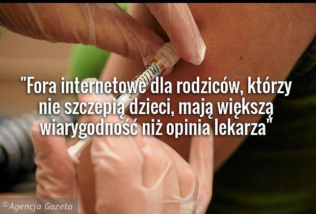 Ruch antyszczepionkowy