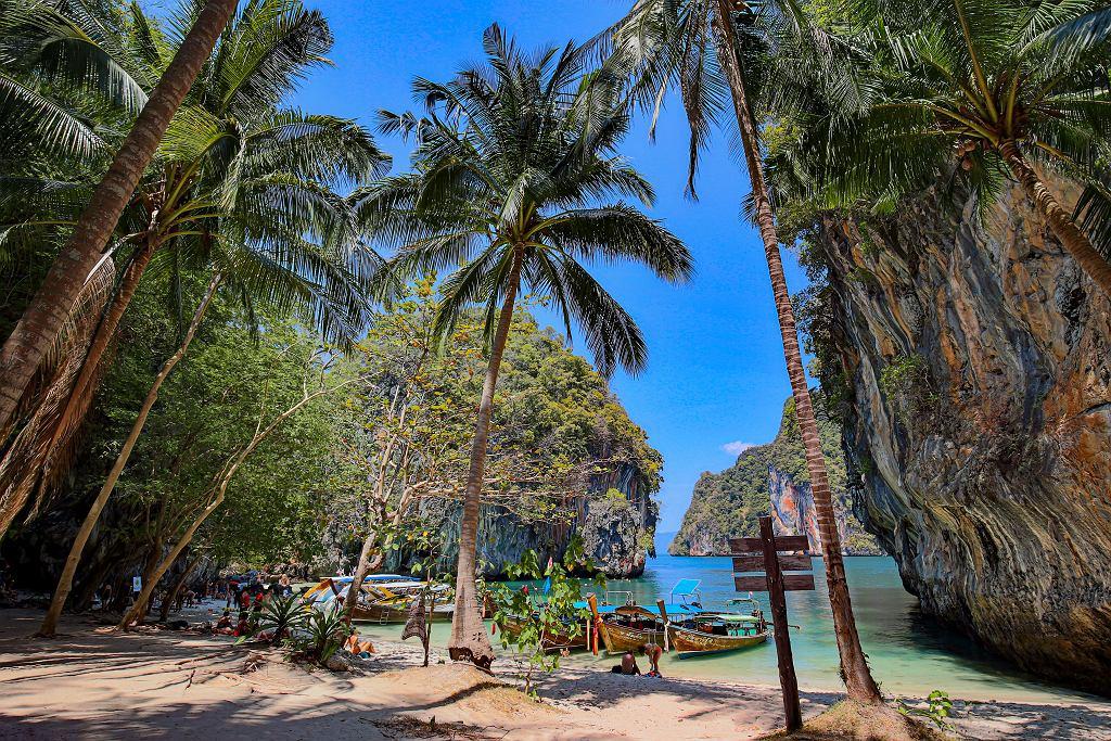 Tajlandia, Phuket (zdjęcie ilustracyjne)