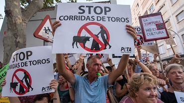 Korrida w Palmie na Majorce, 9 sierpnia 2019 roku