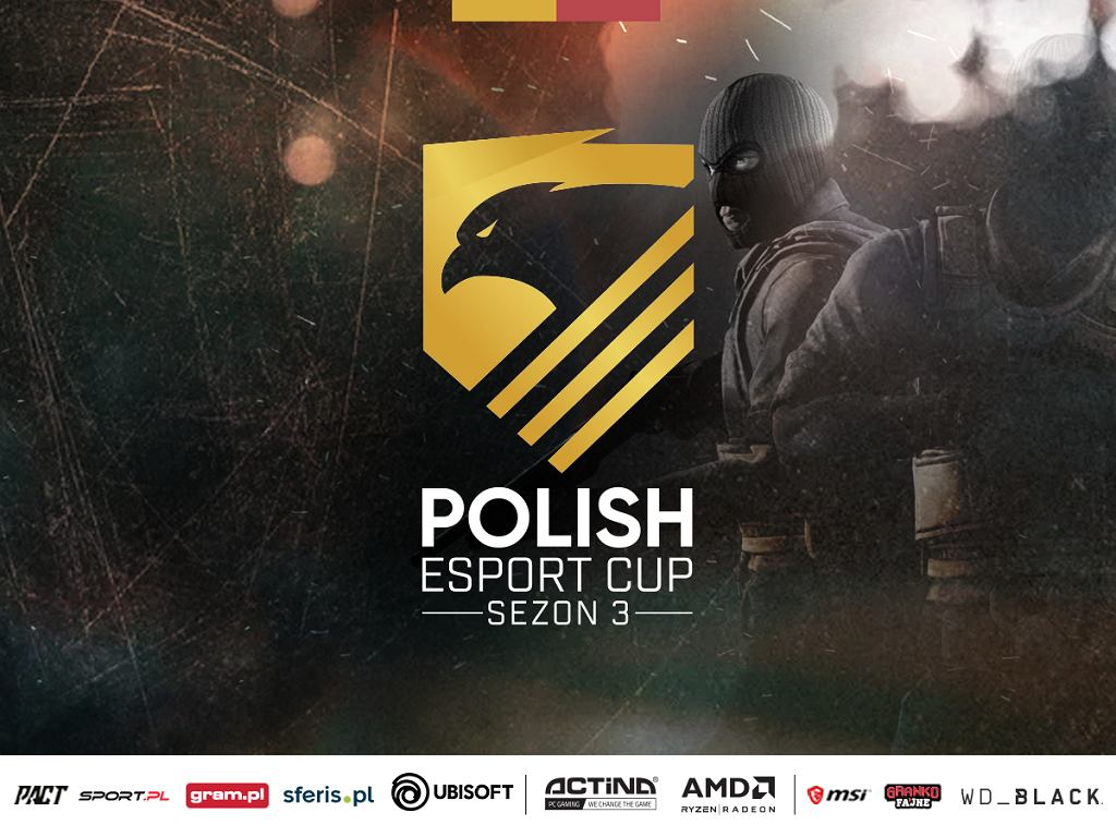 Polish Esport Cup Sezon 3