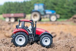 Traktory dla dzieci: zabawki rolnicze to coś, co podoba się małym i dużym