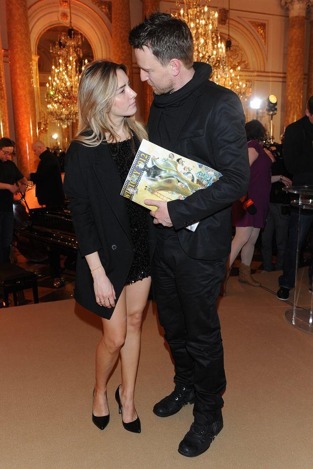 Kamilla Baar i Wojciech Błach