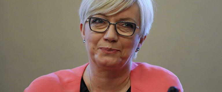 Julia Przyłębska reaguje na list komisarza UE: Zaskoczenie i zdumienie