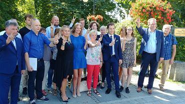 Wybory parlamentarne 2019. Prezentacja kandydatów lewicy do Sejmu