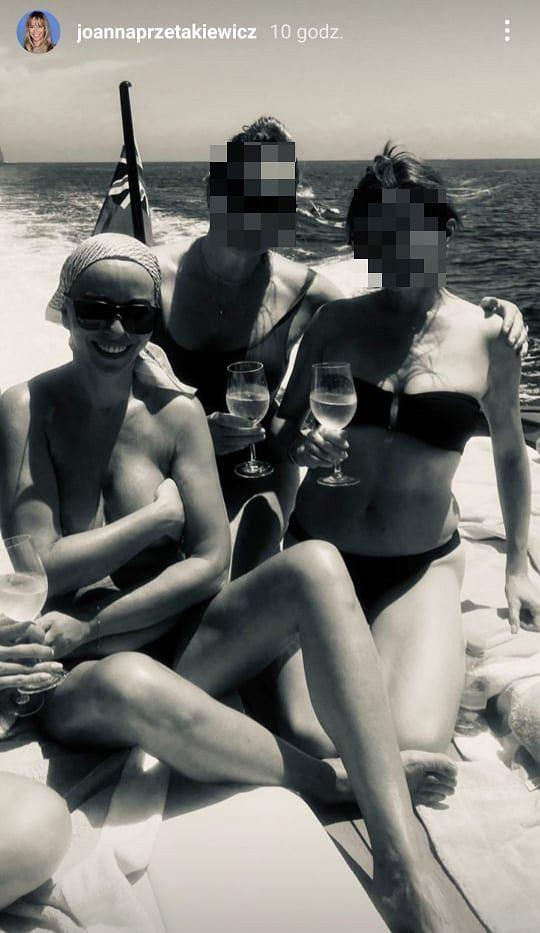 wakacje Joanny Przetakiewicz